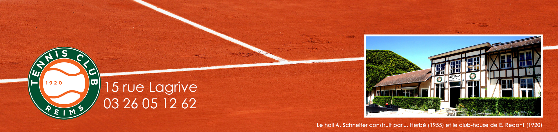 Tennis Club de Reims : le blog